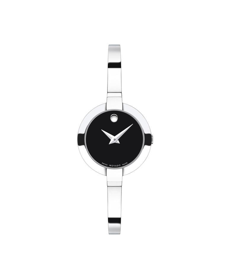 MOVADO Bela0606595 – Women's 25 mm bangle watch - Front view
