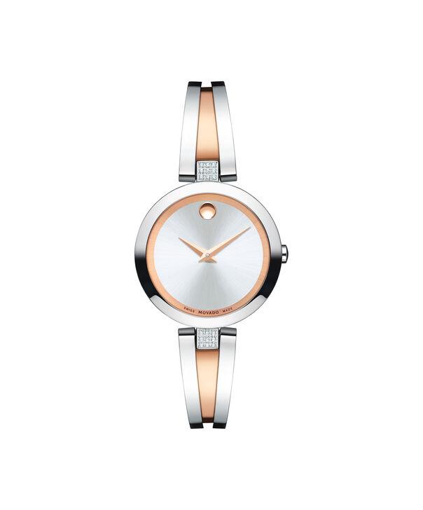 MOVADO Aleena0607152 – Montre à bracelet-jonc de 27 mm pour femmes - Front view