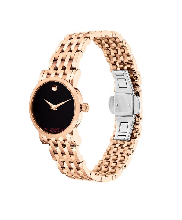 MOVADO Red Label0607064 – Montre-bracelet à cadran automatique de 42 mm pour femme - Side view