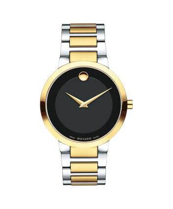 MOVADO Modern Classic0607120 – Men's 39.5 mm bracelet watch - Front view