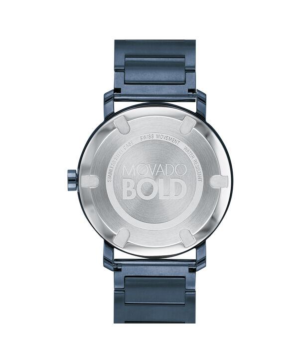 MOVADO Movado BOLD3600510 – Men's 40 mm bracelet watch - Back view