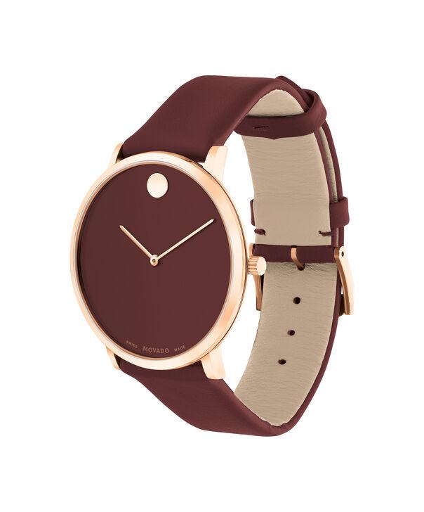 MOVADO Modern 470607261 – Movado.com EXCLUSIVE 40mm strap watch - Side view