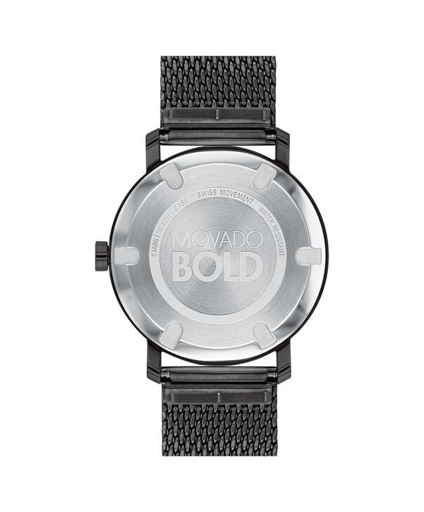 MOVADO Movado BOLD3600562 – Men's 40 mm bracelet watch - Back view