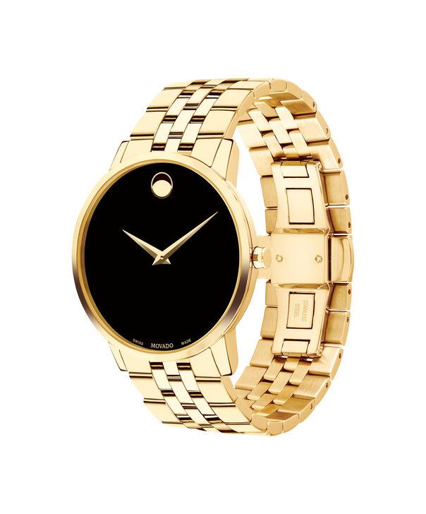 MOVADO Museum Classic0607203 – Montre-bracelet à cadran de 40 mm pour hommes - Side view