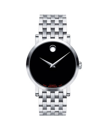 MOVADO Red Label0606115 – Montre automatique de 38 mm pour hommes - Front view