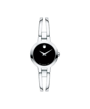 MOVADO Amorosa0607153 – Montre à bracelet-jonc de 24 mm pour femmes - Front view