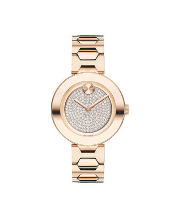 MOVADO Movado BOLD3600493 – 32 mm Metals bracelet watch - Front view