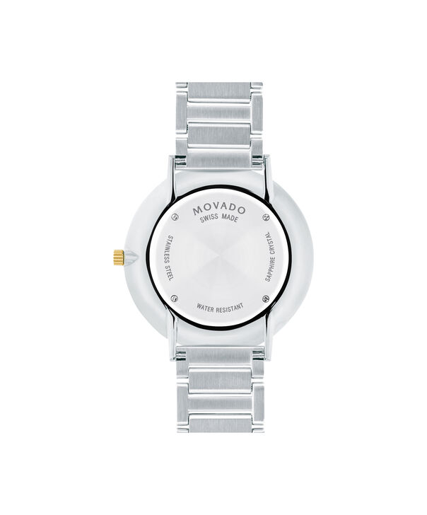 MOVADO Movado Ultra Slim0607171 – Women's 35 mm bracelet watch - Back view