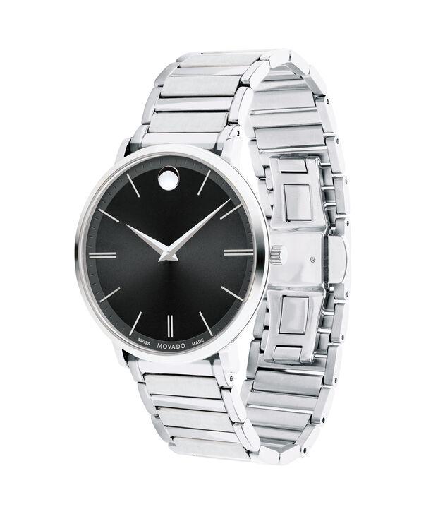 MOVADO Movado Ultra Slim0607167 – Montre de 40 à bracelet pour hommes - Side view
