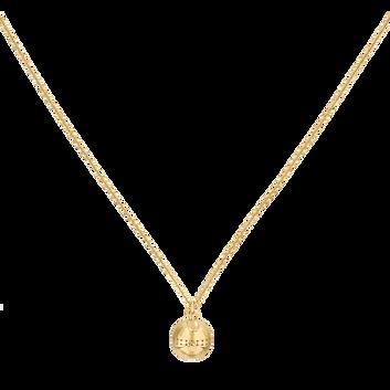 MOVADO Movado Sphere Necklace1840011 – Movado Sphere Bead Charm Necklace - Front view