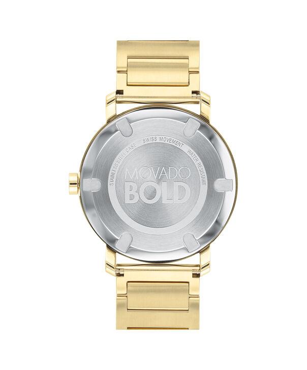 MOVADO Movado BOLD3600508 – Men's 40 mm bracelet watch - Back view
