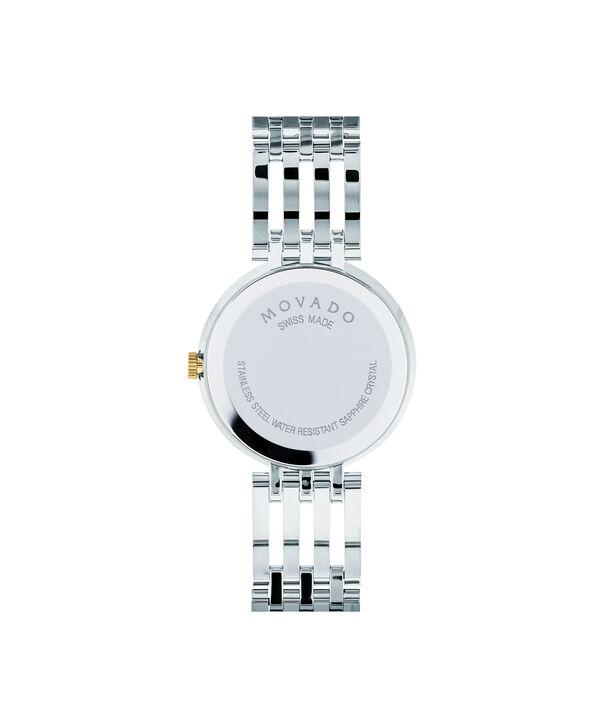 MOVADO Esperanza0607053 – Montre-bracelet à cadran de 28 mm pour femmes - Back view