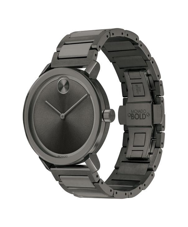 MOVADO Movado BOLD3600509 – Men's 40 mm bracelet watch - Side view