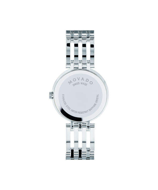 MOVADO Esperanza0607051 – Women's 28 mm bracelet watch - Back view