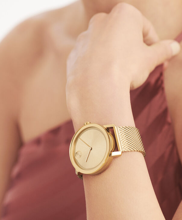 MOVADO Movado BOLD3600560 – Montre-bracelet à cadran de 40 mm - Other view