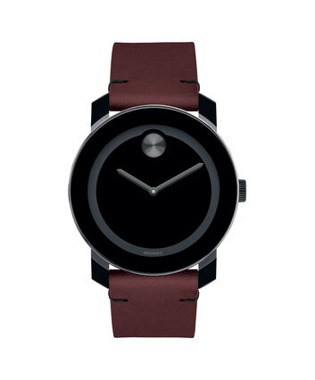 MOVADO Movado BOLD3600602 – 42mm Movado BOLD TR90 on Strap - Front view