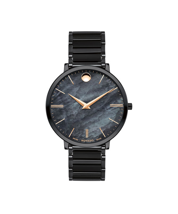 MOVADO Ultra Slim0607211 – Women's 35 mm bracelet watch - Front view