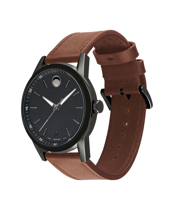 MOVADO Museum Sport0607224 – Men's 42 mm strap watch - Side view