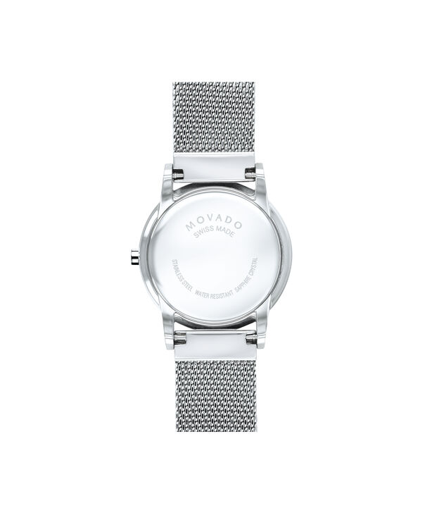 MOVADO Museum Classic0607350 – Museum Classic 28 mm - Back view
