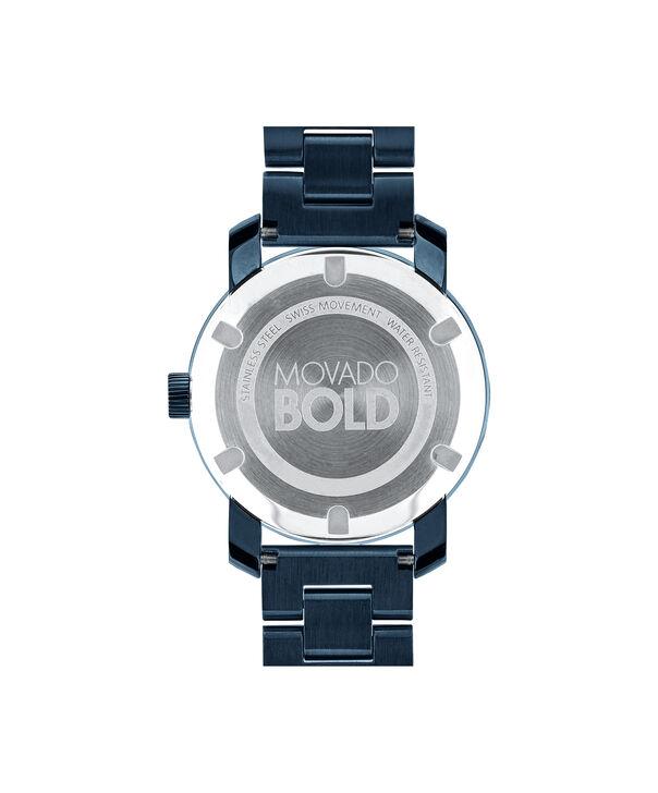 MOVADO Movado BOLD3600388 – Montre de 36 mm avec bracelet en métal - Back view