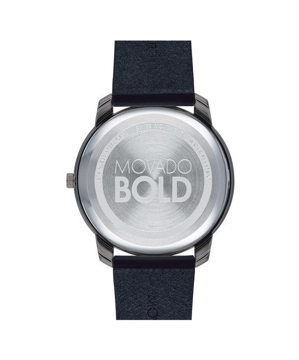 MOVADO Movado Bold3600586 – 42mm BOLD Thin on Strap - Back view