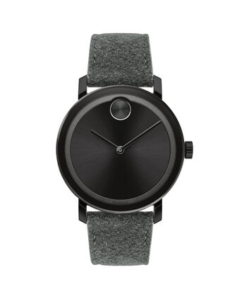 MOVADO Movado BOLD3600611 – BOLD Evolution 40 mm, brac. souple - Front view