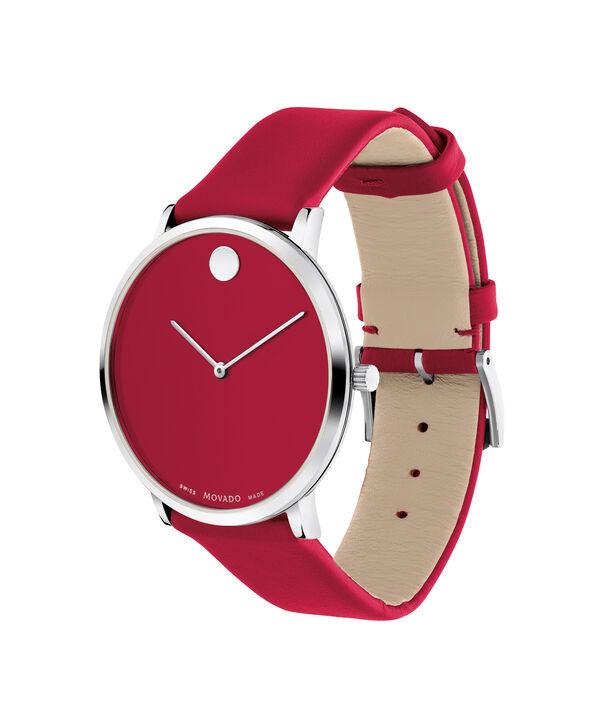 MOVADO Modern 470607250 – Movado.com EXCLUSIVE montre à bracelet souple - Side view