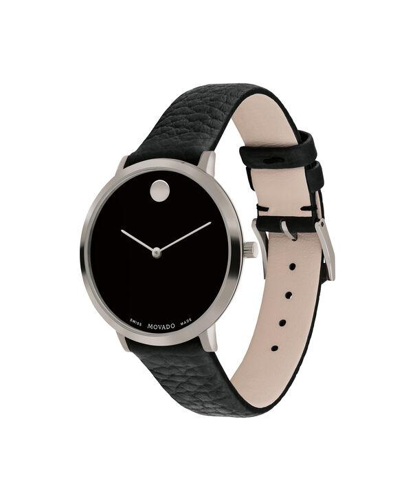 MOVADO Modern 470607340 – NHG 35 mm sur bracelet texturé - Side view