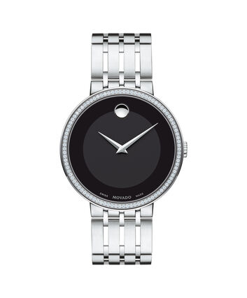 MOVADO Esperanza0607238 – Men's 39 mm bracelet watch - Front view