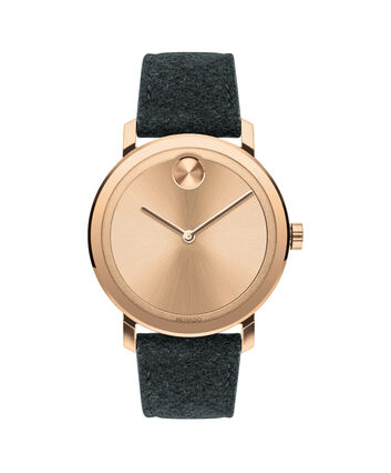 MOVADO Movado BOLD3600612 – 40mm BOLD Evolution on Strap - Front view