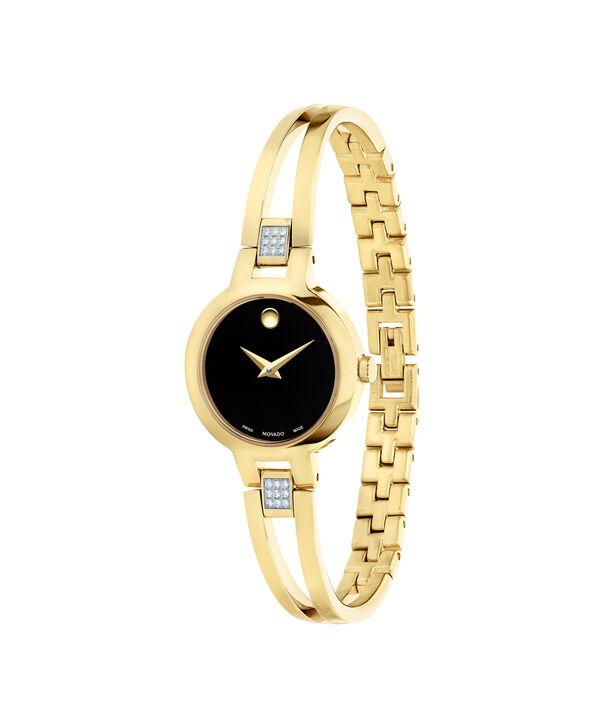 MOVADO Amorosa0607155 – Montre à bracelet-jonc de 24 mm pour femmes - Side view