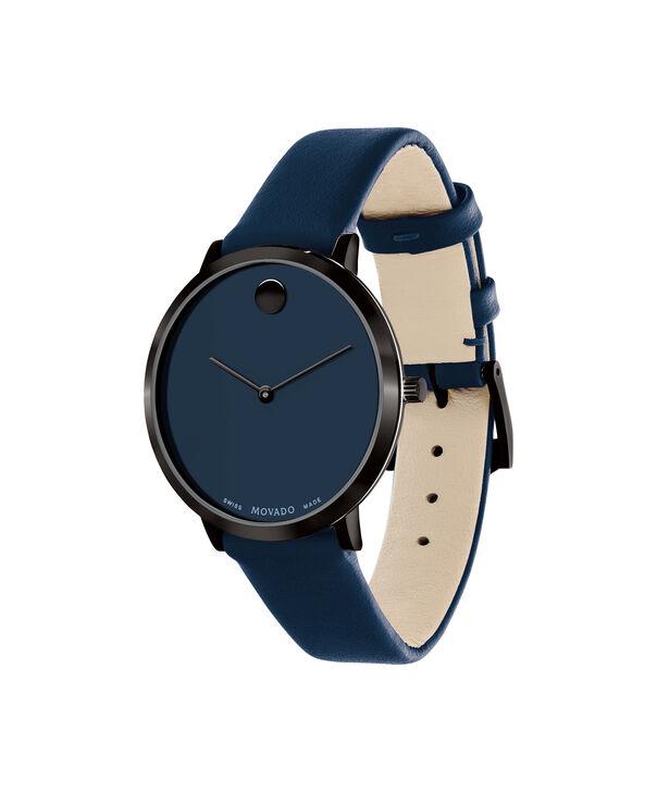 MOVADO Modern 470607339 – Modern 47 de 35mm, bracelet en cuir - Side view