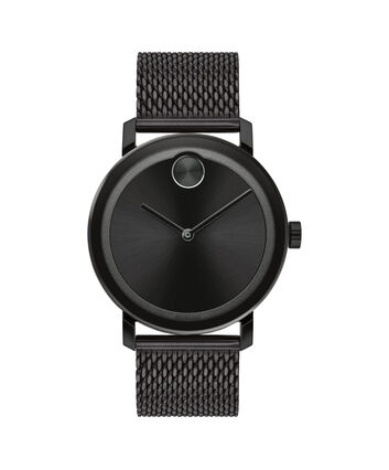 MOVADO Movado BOLD3600562 – Men's 40 mm bracelet watch - Front view