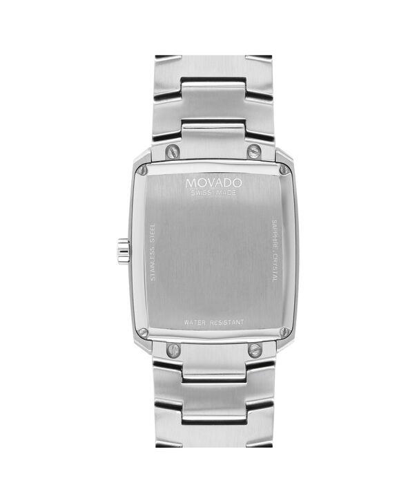 MOVADO Eliro0607186 – Montre-bracelet à cadran de 40 mm pour hommes - Back view