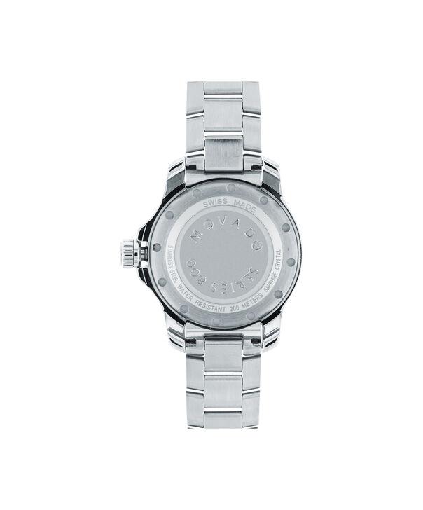 MOVADO Series 8002600120 – Women's 29 mm bracelet watch - Back view