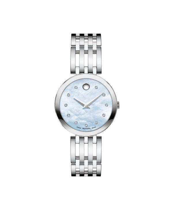 MOVADO Esperanza0607304 – Montre-bracelet à cadran de 28 mm pour femmes - Front view