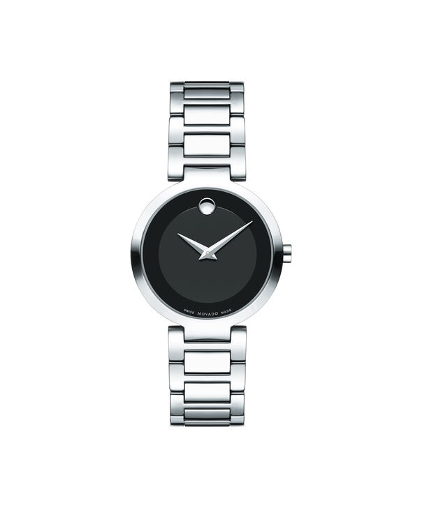MOVADO Modern Classic0607101 – Women's 28 mm bracelet watch - Front view