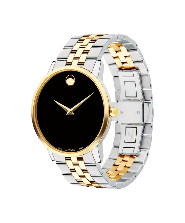 MOVADO Museum Classic0607200 – Men's 40 mm bracelet watch - Side view