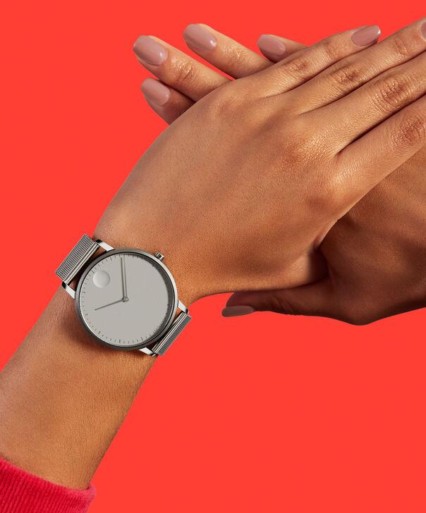MOVADO Movado Face3640008 – Montre-bracelet à cadran de 41 mm pour hommes - Other view
