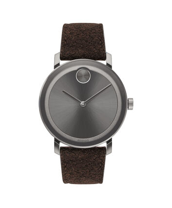 MOVADO Movado BOLD3600614 – BOLD Evolution 40 mm, brac. Souple - Front view