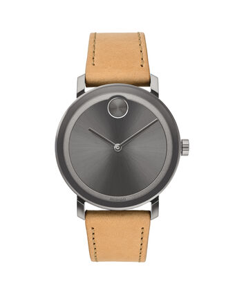 MOVADO Movado BOLD3600521 – Men's 40 mm strap watch - Front view