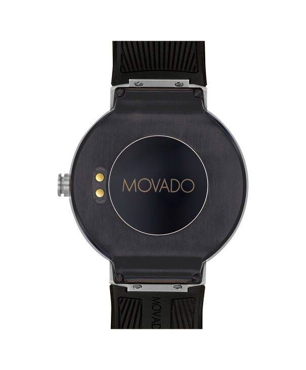 MOVADO Movado Connect3660016 – 46.5 mm display smartwatch - Back view
