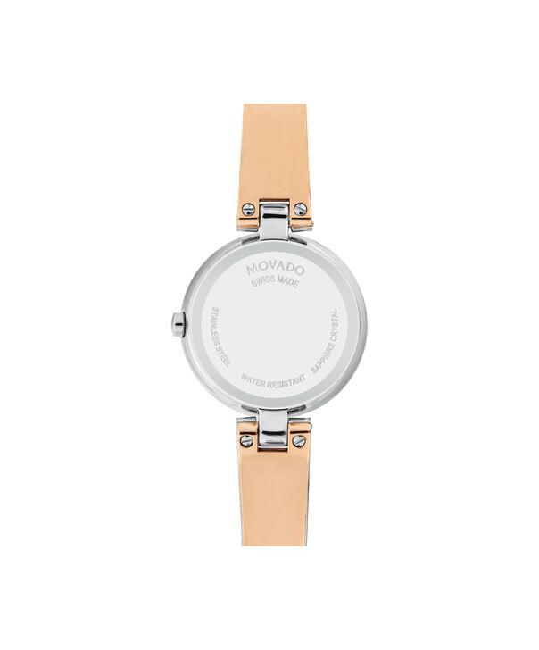 MOVADO Aleena0607151 – Montre à bracelet-jonc de 27 mm pour femmes - Back view