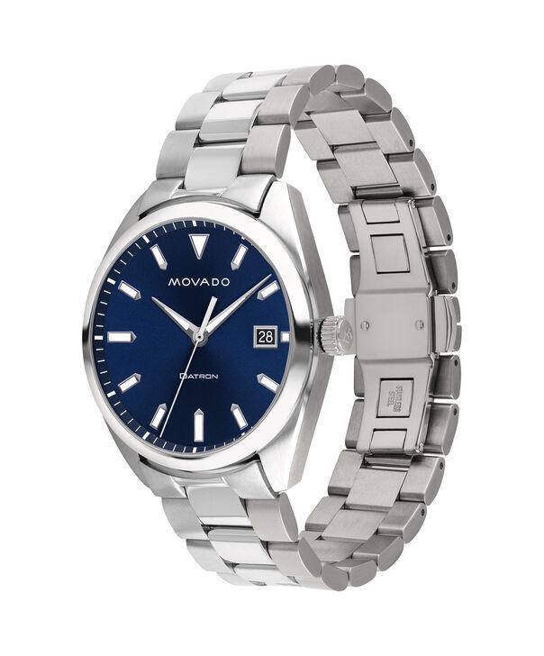 MOVADO Movado Heritage Series3650056 – Men's 39 mm bracelet watch - Side view