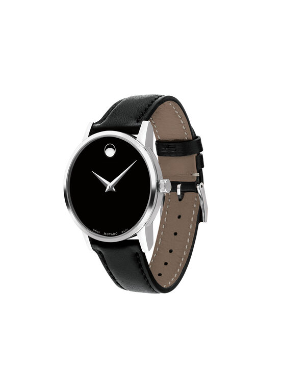 MOVADO Museum Classic0607274 – Women's 28 mm strap watch - Side view