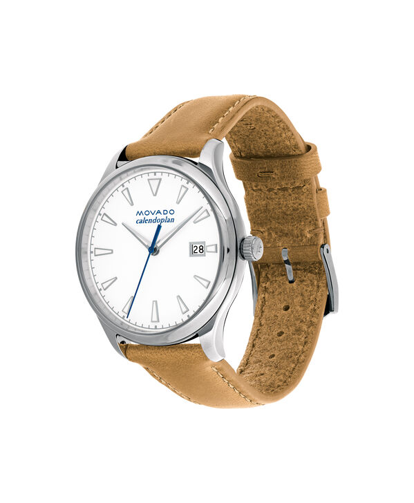 MOVADO Movado Heritage Series3650065 – Women's 36 mm strap watch - Side view