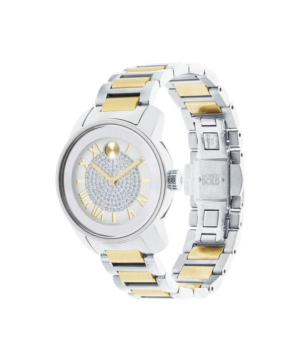 MOVADO Movado BOLD3600256 – 32 mm Luxe bracelet watch - Side view