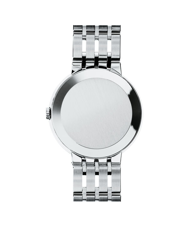 MOVADO Esperanza0607057 – Men's 39 mm bracelet watch - Back view