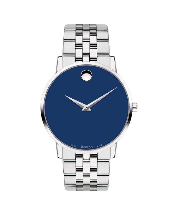 MOVADO Museum Classic0607212 – Men's 40 mm bracelet watch - Front view