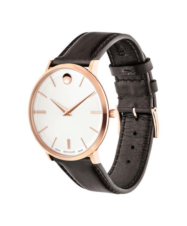 MOVADO Movado Ultra Slim0607089 – Montre de 40 à bracelet souple pour hommes - Side view